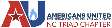 Americans United for Separation of Church and State North Carolina Triad Chapter